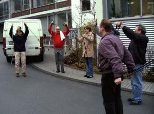 Betriebliche Gesundheitsförderung - Nordic Walking